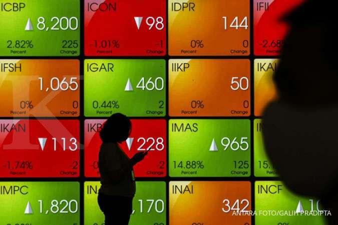 IHSG menguat pada awal perdagangan Kamis (1/7), asing borong INDF, ICBP, BMRI