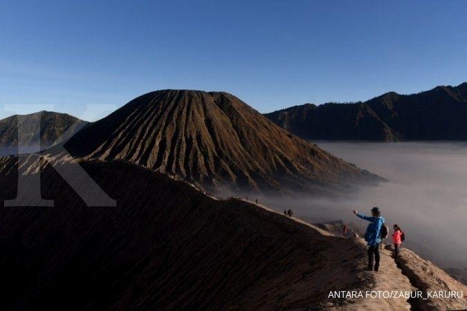 Kawah Bromo ternyata masih banyak menyimpan cerita misterius