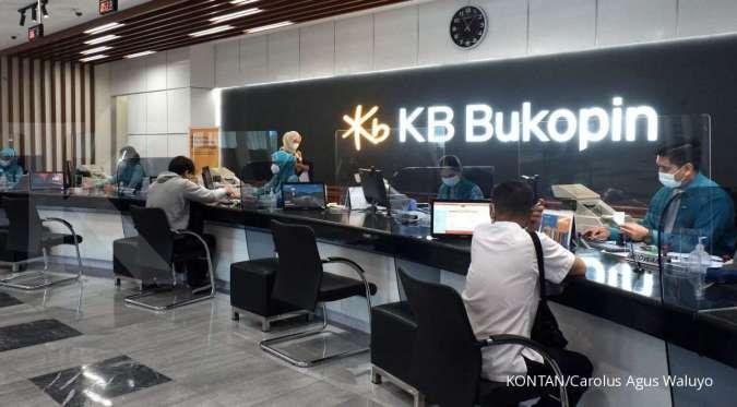 Berdamai dengan KB Kookmin, Bosowa mulai lepas saham Bukopin (BBKP) secara bertahap