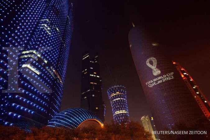 Tetap digelar, Qatar siap jadi tuan rumah Piala Dunia tahun depan