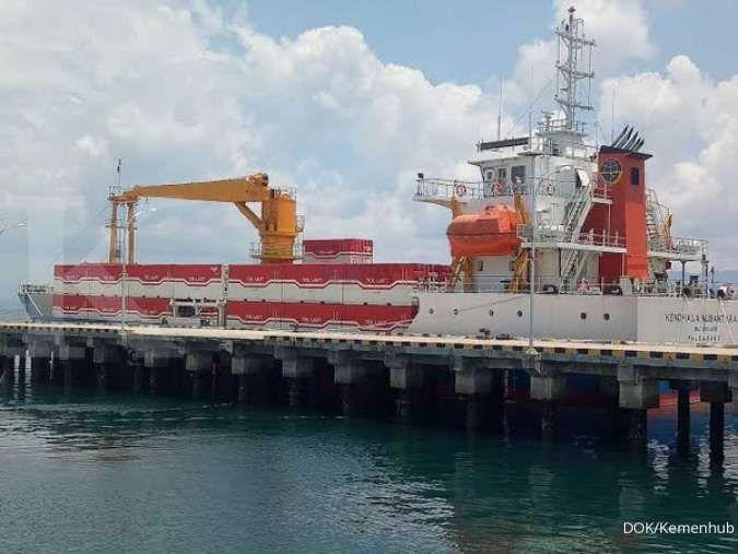 Sejumlah proyek infrastruktur Ditjen Perhubungan Laut terdampak refocusing anggaran