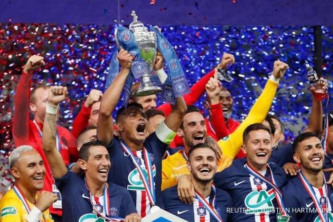 5 Pemain terbaik PSG di musim ini, dari Neymar hingga Mbappe
