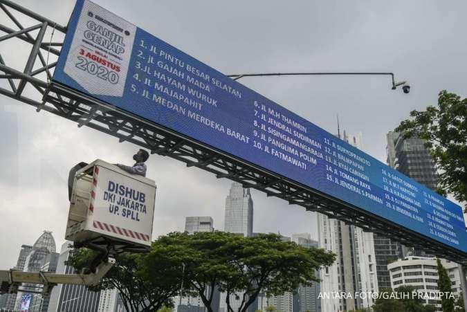 PSBB Jakarta lagi, mulai hari ini ganjol genap tak berlaku