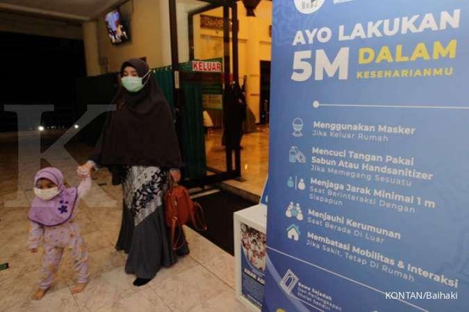 UPDATE Corona Indonesia, Minggu (13/6): Tambah 9.868 kasus, ingat jaga jarak