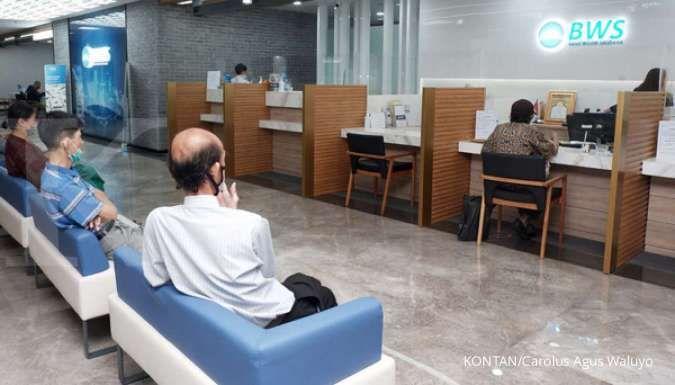 DPK di bank BUKU I menyusut, karena persaingan pasar?