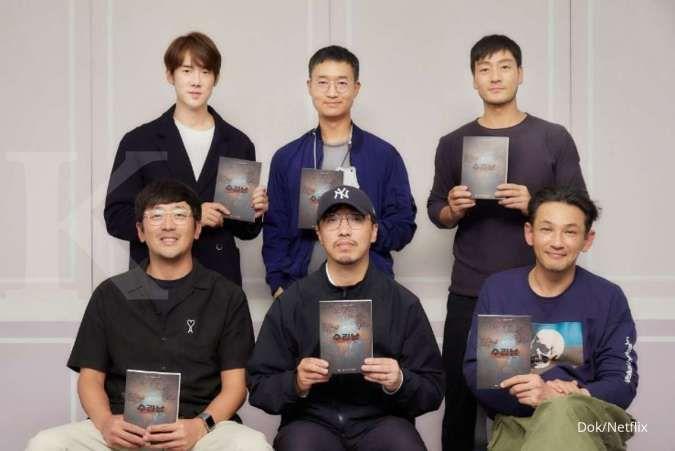 Drama Korea terbaru Suriname di Netflix.