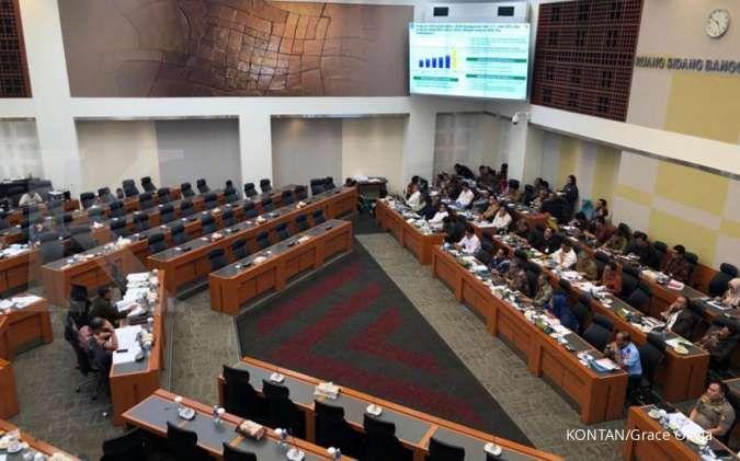 Banggar DPR soroti belum adanya agenda data base dan Sislognas di RKP 2021