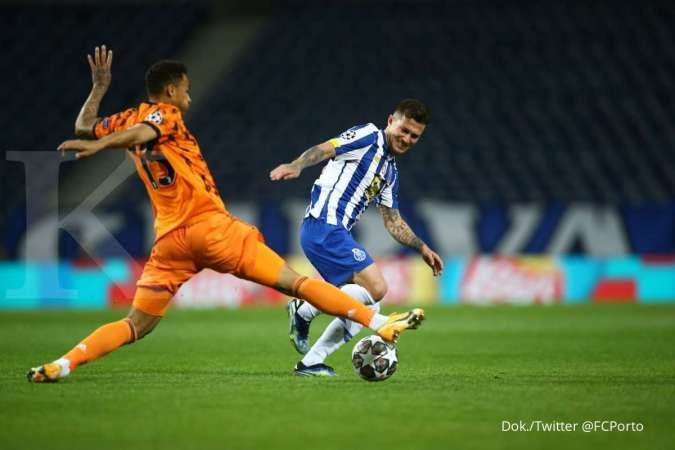 Hasil pertandingan FC Porto vs Juventus di Liga Champions