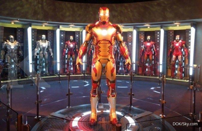 Masih Ingat Dengan Film Iron Man Begini Evolusi Armor Iron Man Sepanjang Film Mcu