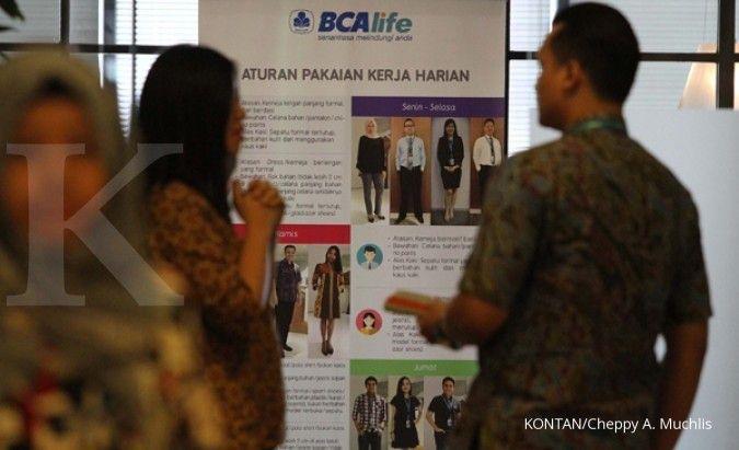 Hingga April, BCA Life raih premi Rp 239 miliar