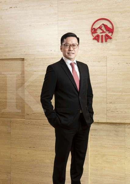 Lee Yuan Siong resmi jadi group chief executive and president AIA Group