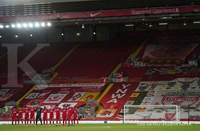Liverpool dikabarkan tertarik datangkan Sergio Ramos di bursa transfer musim dingin