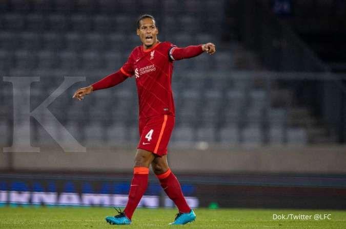 Hasil pramusim Hertha Berlin vs Liverpool, The Reds siap ambil momentun lawan Die Alte Dame