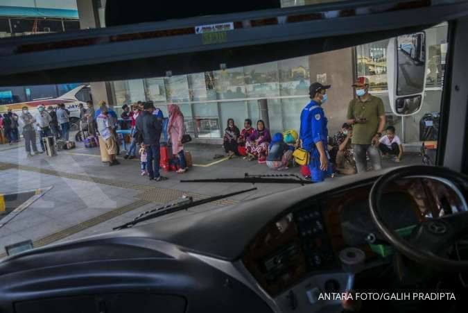 Pengamat transportasi sarankan penerbitan perpres terkait peniadaan mudik 2021