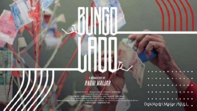 Bungo Lado, tradisi Maulid Nabi di Padang Pariaman