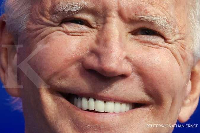 Joe Biden dipastikan menang di Georgia, unggul 12.000 suara dari Donald Trump