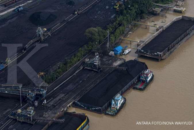 Harga batubara acuan Agustus tembus US$ 130,99 per ton, tertinggi dalam satu dekade