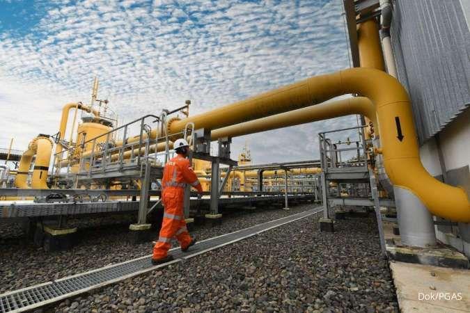 Simak rencana PGN dalam percepatan masterplan infrastruktur gas bumi 2021-2023