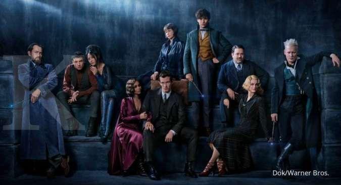Fantastic Beasts 3 umumkan judul & jadwal tayang, cerita semakin fokus ke Dumbledore?