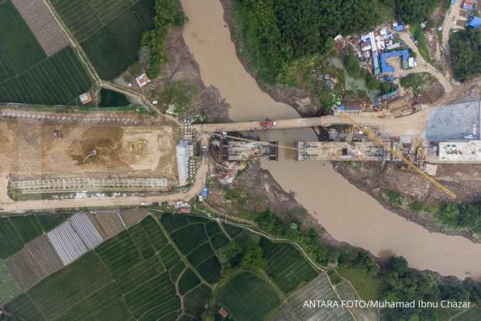Janji China: Proyek kereta cepat Jakarta-Bandung akan kelar tepat waktu