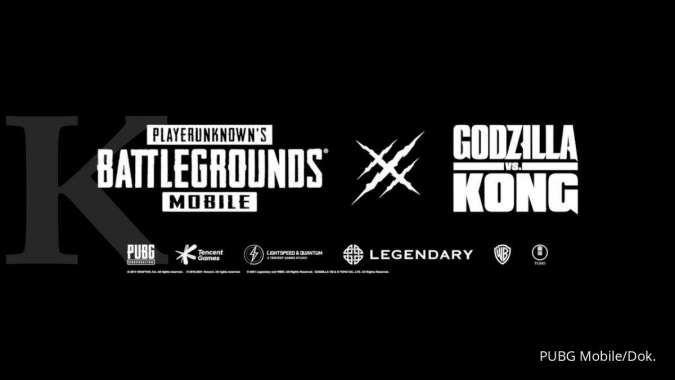 Godzilla vs King Kong mulai menggempur map Sanhok di PUBG Mobile