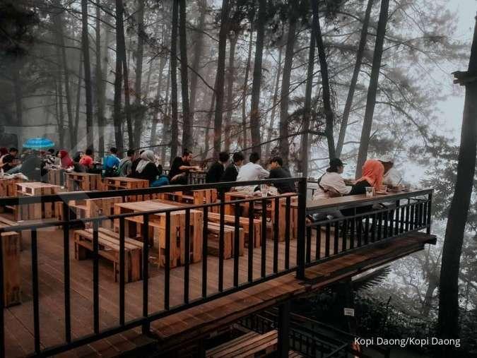 Kopi Daong, kedai kopi yang lagi hits di Bogor