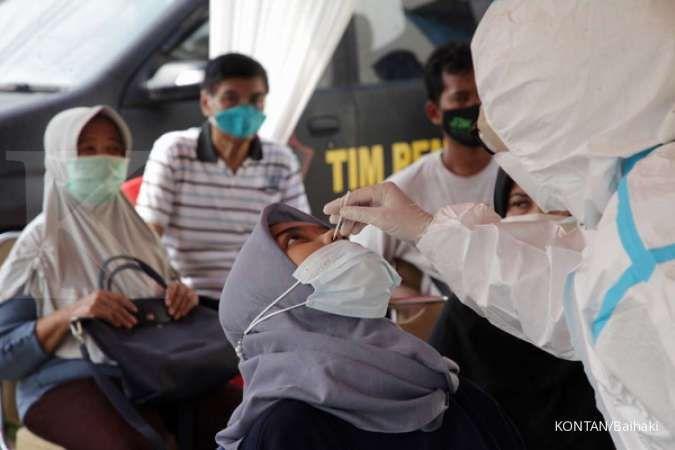 Corona Indonesia, Rabu (19/5): Tambah 4.871 kasus, total ada 1.753.101 kasus positif
