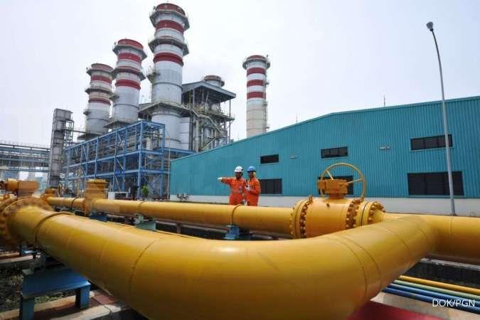 Optimalkan pemanfaatan gas bumi, PGN perkuat infrastruktur