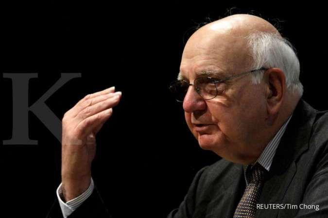 Mengenang Paul Volcker dengan warisan kebijakan moneter dan ekonomi AS