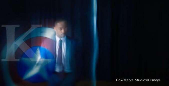 Ini kekhawatiran Anthony Mackie sebagai pemeran utama serial TV produksi Marvel