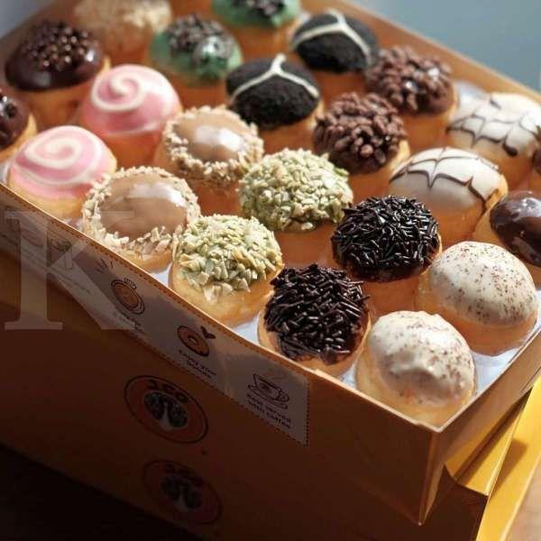 Promo J.CO 19-31 Oktober 2020 menawarkan 6 lusin J.Pops atau 4 lusin J.Pops + ½ lusin J.CO Donuts seharga Rp 127.000. Dok: Instagram J.CO