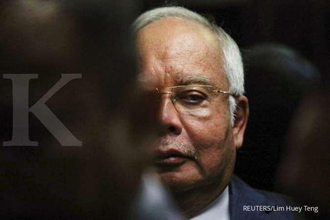 Mantan PM Malaysia Najib Razak akan menghadapi vonis terkait 1MDB pada Juli nanti