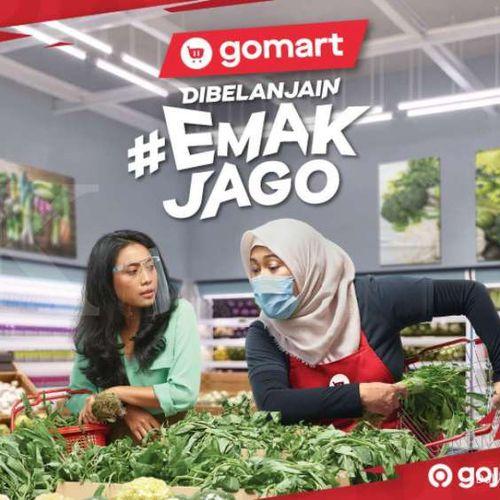 Tumbuh Hampir 5 Kali Lipat Selama Ramadan, GoMart Makin Jadi Andalan untuk Solusi Kebutuhan Belanja