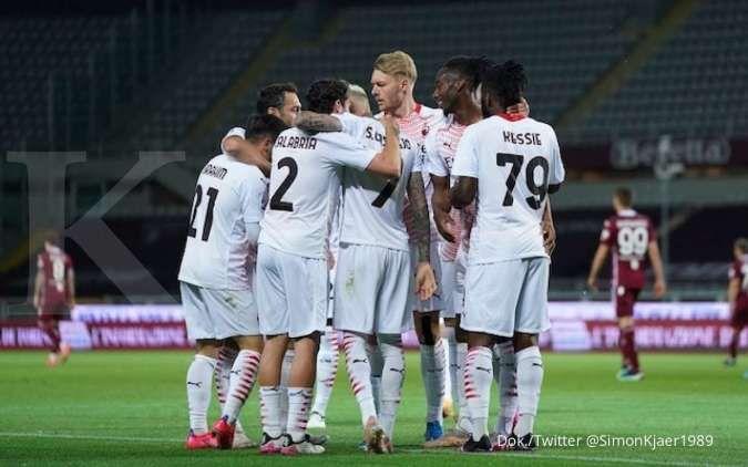 Atalanta vs Milan: Tekuk La Dea 0-2, Rossoneri pastikan tiket Liga Champions