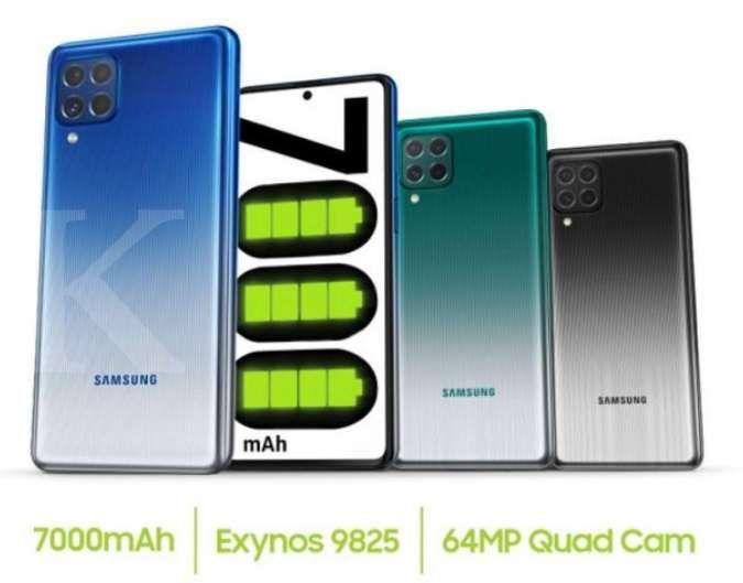 Daftar harga HP Samsung M Series terbaru, harga mulai Rp 1 jutaan