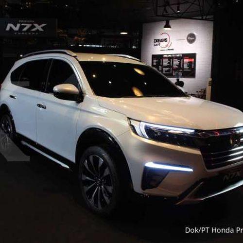 Sambut Liburan, Honda Tampilkan N7X Concept di Dreams Cafe Jakarta