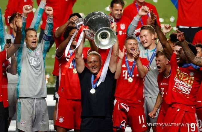 Tundukkan Tigres UANL, Bayern Muenchen jawara Piala Dunia Antarklub 2020