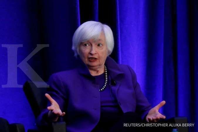 Pemerintah AS terancam gagal bayar utang