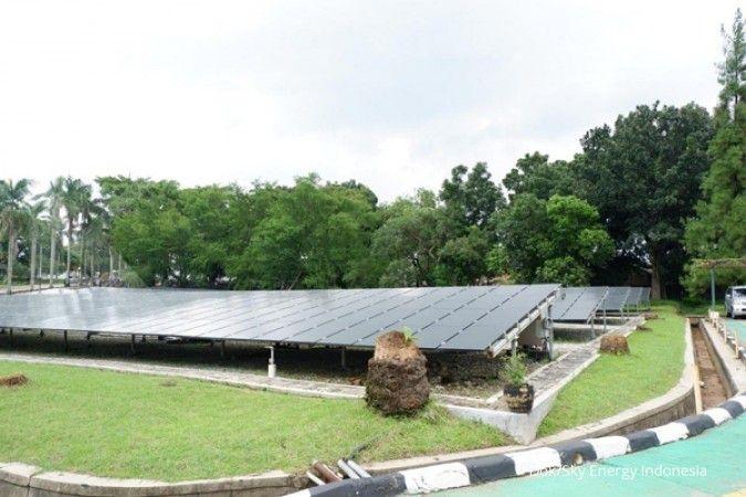 Sky Energy Indonesia (JSKY) akan memasok solar panel atap untuk Umawar Karsa Realty