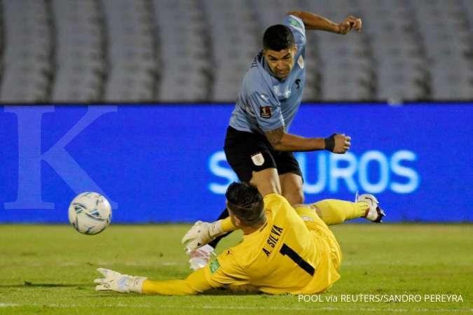 Jadwal Copa America 2021 antara Argentina vs Uruguay di Grup B