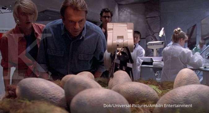 Sutradara Jurassic World: Dominion janjikan peran yang besar bagi trio Jurassic Park