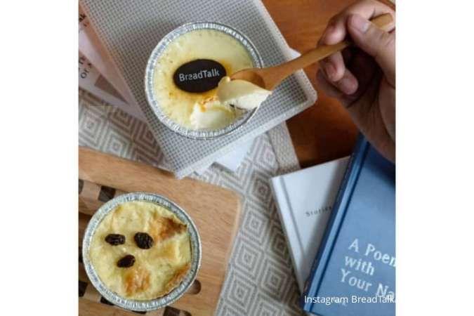 Promo BreadTalk 5-11 Juli 2021, ada penawaran Dessert Time mulai dari Rp 10.000