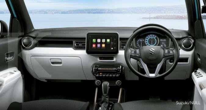 Harga mobil bekas Suzuki Ignis per Desember 2020 (Sisi Interior)