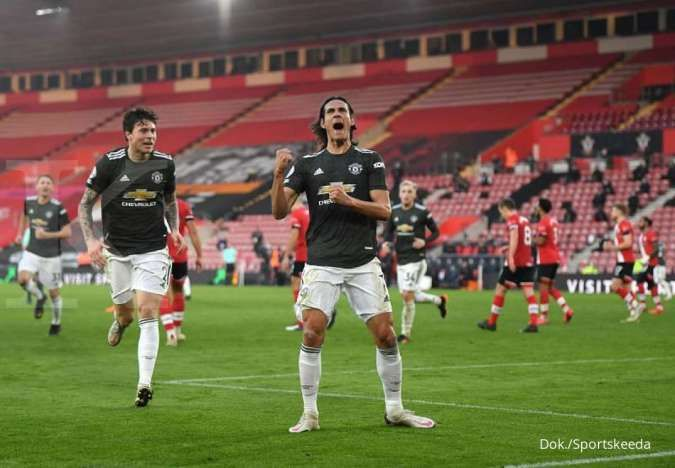 Jelang laga Man United vs West Ham United di Piala FA