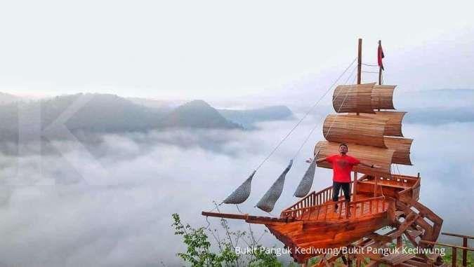 Bukit Panguk Kediwung, tempat wisata di Yogyakarta yang lagi hits