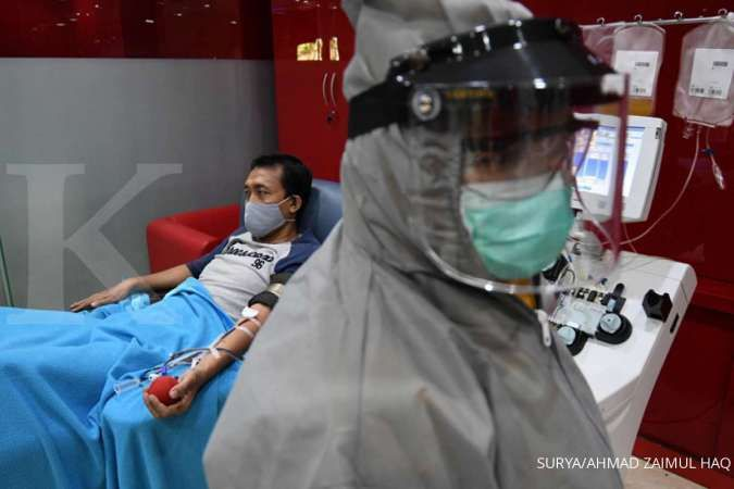 Pahami donor darah plasma konvalesen, syarat dan alurnya untuk kesembuhan Covid-19