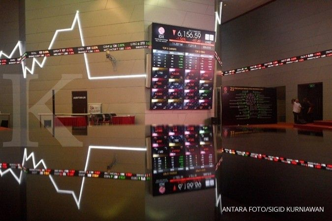 BEI menghentikan lagi perdagangan saham PKPK setelah naik hampir empat kali lipat