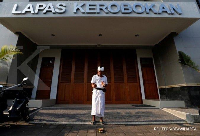 106 Narapidana di Lapas Kerobokan Bali terjangkit covid-19