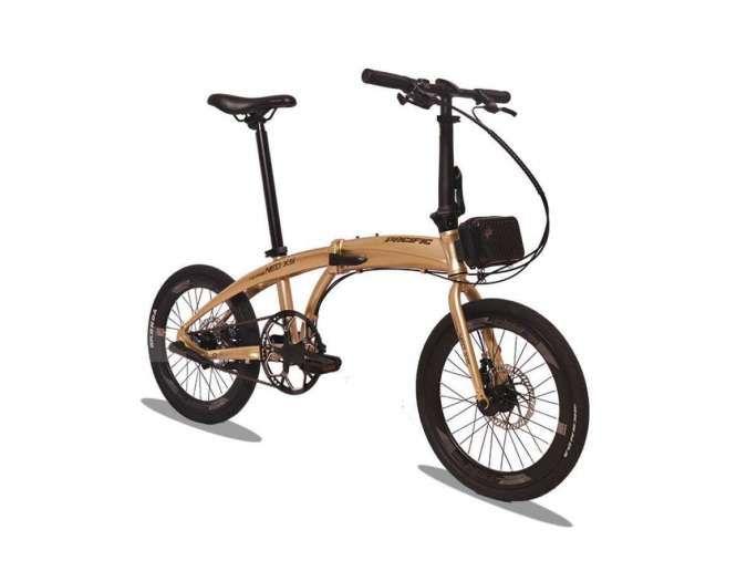 Harga sepeda lipat Noris Neo X5 dibanderol terjangkau