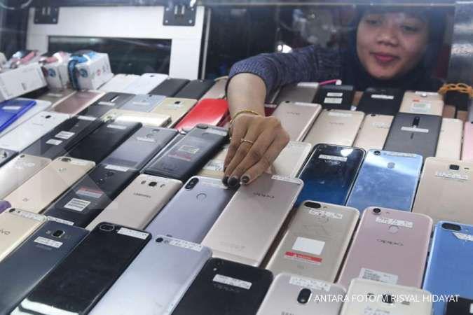 Kominfo telah lakukan uji coba pemblokiran ponsel BM lewat IMEI